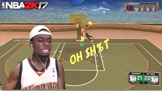 PLAYMAKING DUNK CONTEST! PLAYMAKERS POSTERIZING MORE THAN SLASHERS!! NBA 2k17 [MUST WATCH]