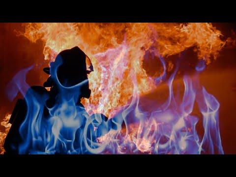 Заметался пожар голубой: песня на стихи Есенина. Клип-слайдшоу
