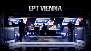 EPT 10 Vienna 2014 Live Poker - Main Event, Final Table