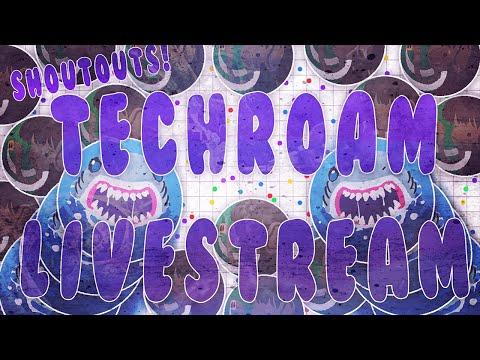 agar.io livestream  live now  road to 13k subs  100 bots  tag ƬƦ⠯