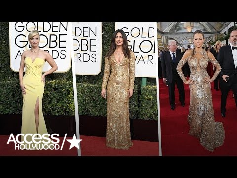 Thumbnail: 2017 Golden Globes Fashion Roundup