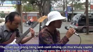 Nghệ sĩ mù đàn guitar cực hay