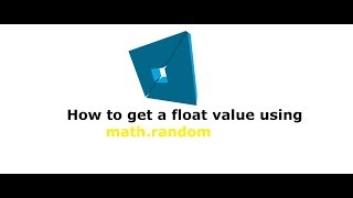 Roblox studio - How to get float or decimals using math.random