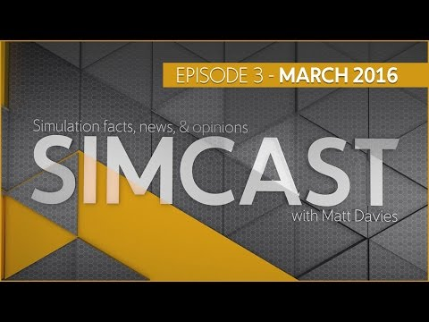 [SIMCAST] March 2016 | Episode 3 | Approaching Quito | Bucharest | ORBX Stockholm