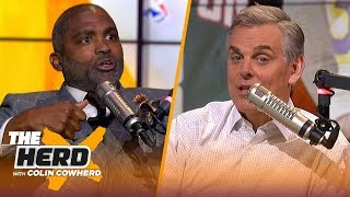Clippers won't lose to Lakers in playoffs if healthy, talks Rockets — Cuttino   NBA   THE HERD