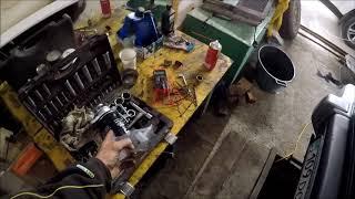 Налаштування тросів 4М40 -TPS датчик Pajero2
