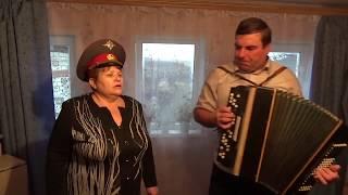 Русские народные песни под баян