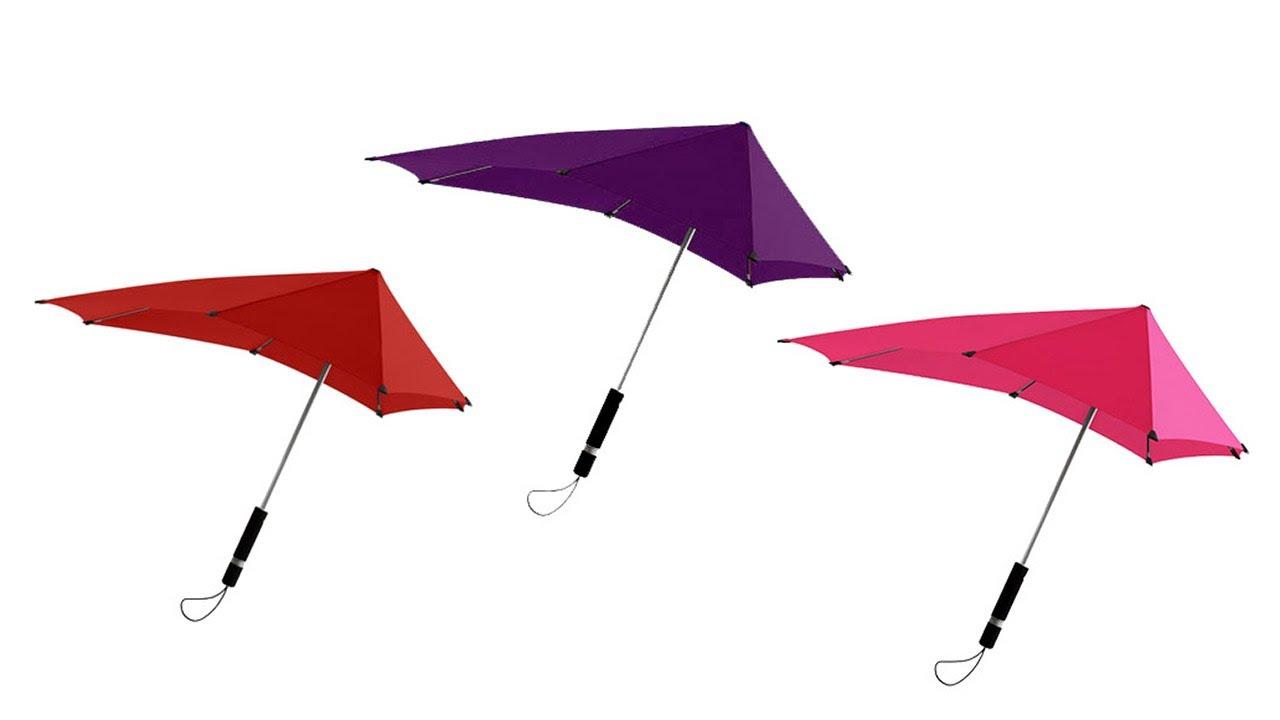Зонт наоборот - YouTube