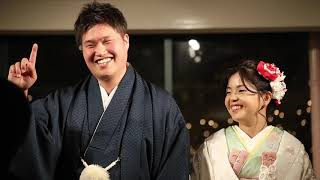 【感動】結婚速報!〜Flag Heart〜ホテル北野クラブ2020.1.25