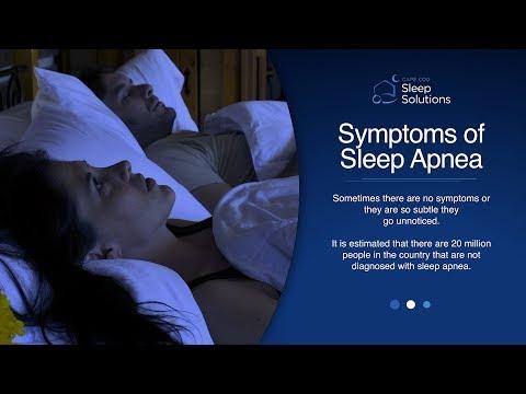 What are the Symptoms of Sleep Apnea? I Cape Cod Sleep Solutions