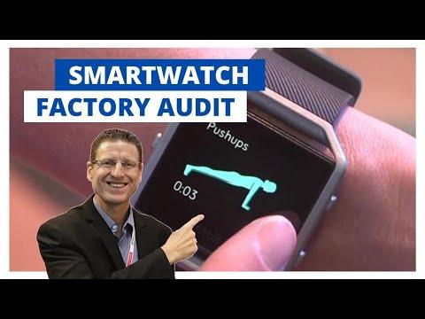 Smartwatch Factory Audit