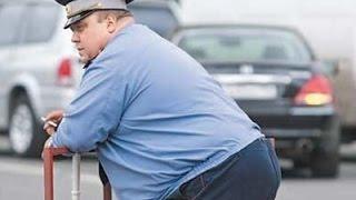 Почему наши гаишники самые толстые? Опрос в Нальчике. КБР