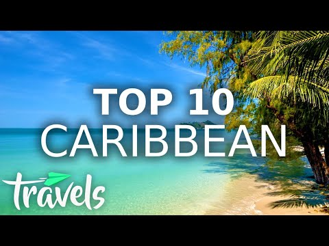 Top 10 Caribbean Countries to Visit in 2021 | MojoTravels