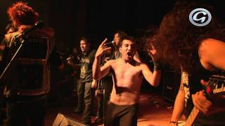 "VIOLATOR - QUILPUE -  THE PLAGUE NEVER DIES"" LIVE CHILE 2010"