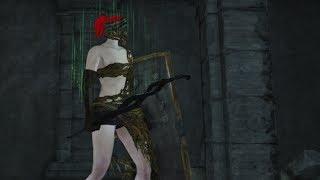 Dark Souls 2 - Black Witch's Staff (LOCATION)