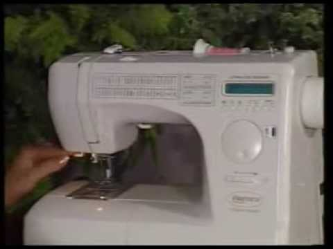 Macchina per cucire aurora d 39 agostino youtube for Macchina per cucire per bambini
