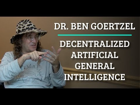 Simulation | TransTech #250 Dr. Ben Goertzel - Decentralized Artificial General Intelligence