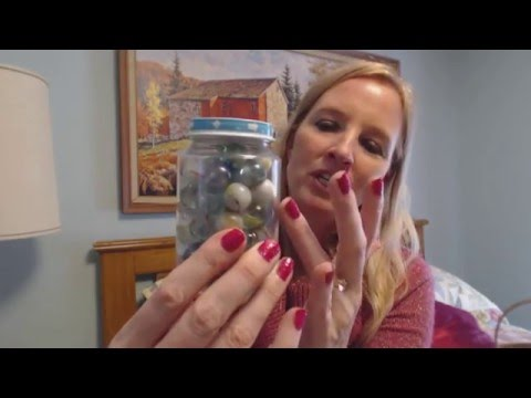 ASMR Show & Tell ~ Mom's Curio Cabinet ~ Southern Accent Soft Spoken