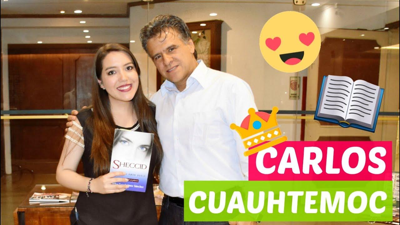 Carlos Cuauhtemoc Sanchez Entrevista Sheccid Cuando El Amor Duele Youtube