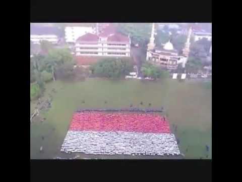 Ospek Merdeka 2016 Universitas Muhammadiyah Purwokerto #ump2016 #ospekmerdeka16