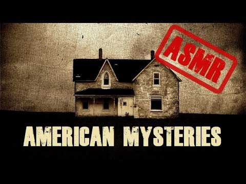 ASMR - American Mystery Stories: Salem Witch Trials, Roanoke Colony, Franklin's Lost Expedition