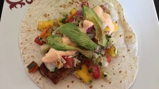 How To Make Baja Style Fish Tacos