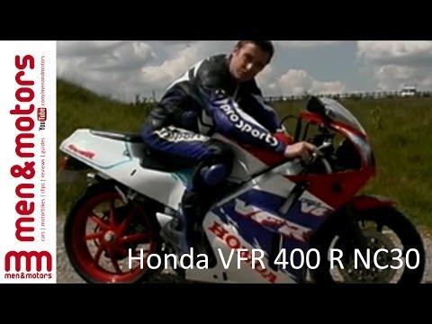 Honda VFR 400 R Sports Bike Review - With Richard Hammond (2000)