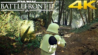 Star Wars Battlefront 2 - Gameplay 4K 60FPS (Ultra Settings PC)