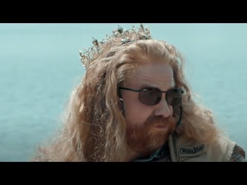 KING SCOTT goes FISHING at DIERBERGS!