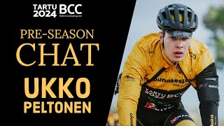 Pre-Season interview with Ukko Peltonen!
