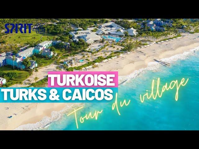 Club Med Turkoise - Îles Turks et Caïcos - Visite Virtuelle
