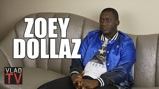 Zoey Dollaz on Signing to Future, Watching Future Do 10 Hits in 1 Night (Part 2)