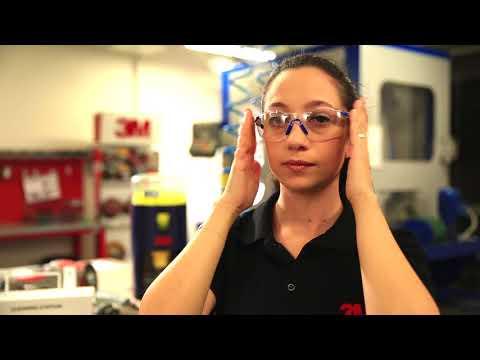 3M™ Solus Güvenlik Gözlükleri Kullanım Videosu