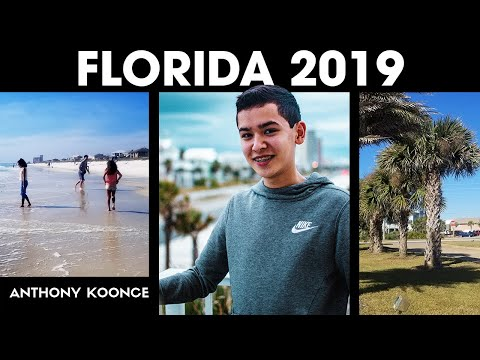 Florida 2019 // Travel Cinematic