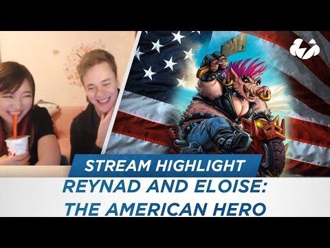 Reynad and Eloise: The American Hero