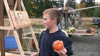 Troop 594 Trebuchet Competition