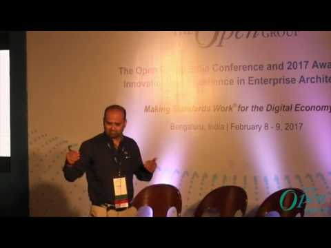 Securing the digital Enterprise - The Open Group India