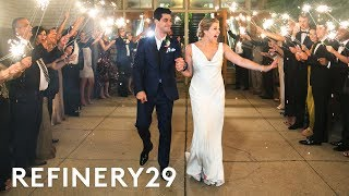 This Assyrian Lebanese Wedding In Texas Is Stunning | World Wide Wed | Refinery29