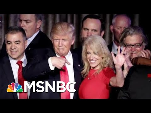 The 'Loser' Vs. The 'Narcissist' | Deadline | MSNBC