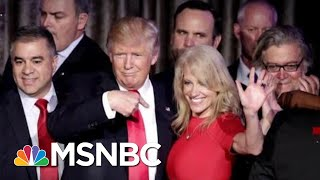 The 'Loser' Vs. The 'Narcissist' | Deadline | MSNBC