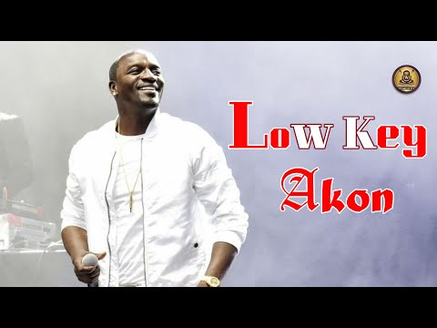 Akon - Low Key - (Official Video Lyrics)