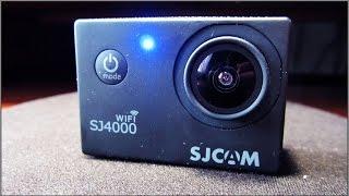 Мои доработки на экшн камере SJ4000
