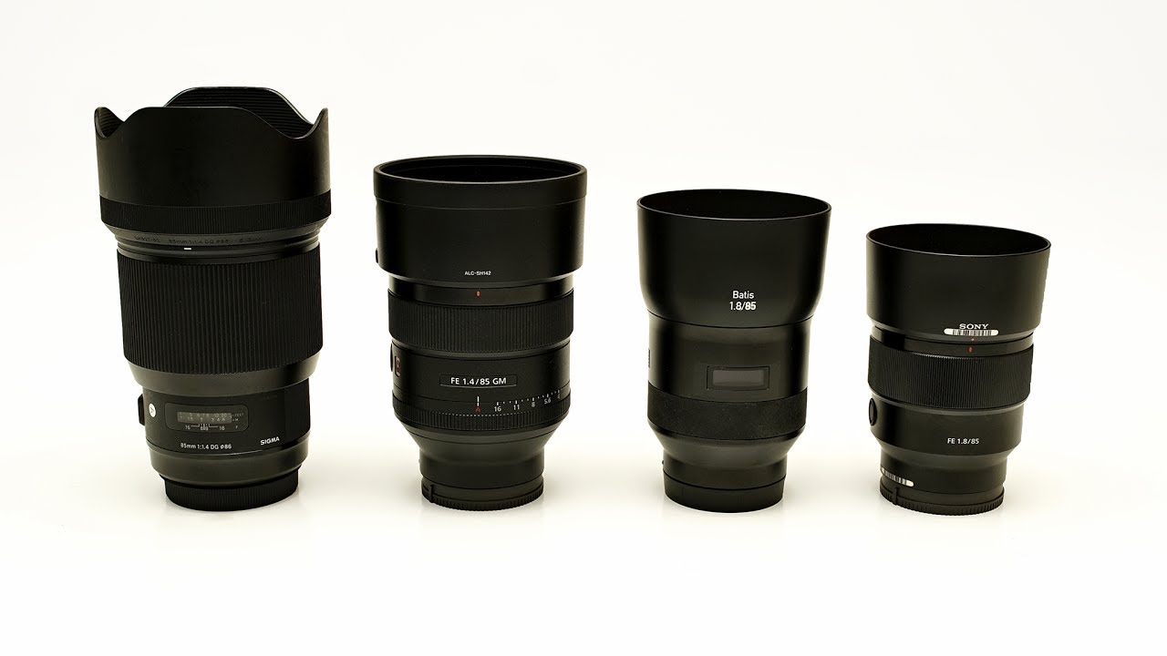 sony 85. 85mm lens shootout: sony f/1.4 gm vs sigma art 1.4 batis 1.8 fe f/1.8 ! 85 o