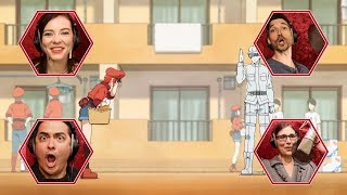 Cells at Work! English Dub Promotional Video