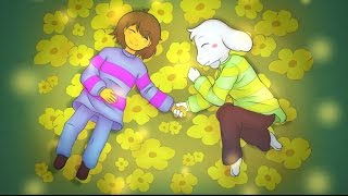 "「AMV」-【Undertale】- Asriel Song — ""Couldn"