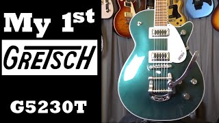 My First Gretsch | G5230T Electromatic Jet Review