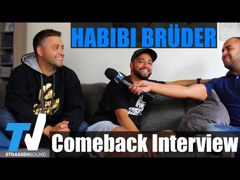 HABIBI BRÜDER Interview: Comeback, Abu Habib, WA3L, Seyo, Sana, Ali, MoTrip, Abschiebung, Ingenieur