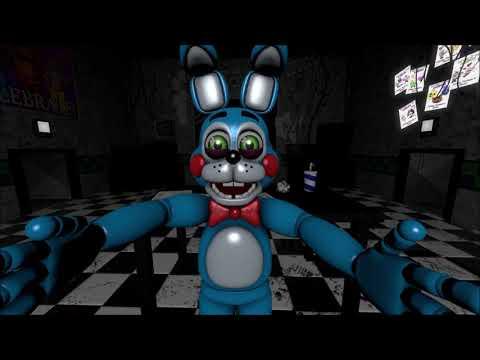 [SFM FNAF] Toy Bonnie's Cutest Bunny Hug!