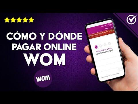 Cómo y en Dónde Puedo Pagar Wom Online Fácilmente