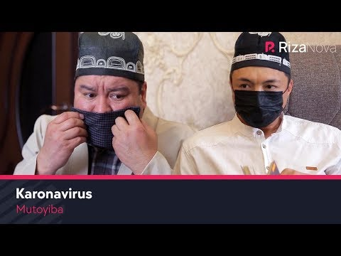 Mutoyiba - Karonavirus   Мутойиба - Каронавирус (hajviy ko'rsatuv)
